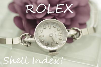 ロレックス 14金ケース&ブレス アンティークカクテルウォッチ*2960rolex