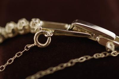 ロレックス 14金ケース&ダイヤモンドブレス アンティークカクテルウォッチ*3010rolex