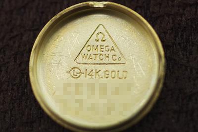 アンティーク オメガ omega  レディース